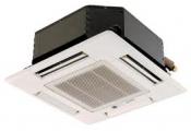 Внутренний кассетный четырехпоточный блок для подвесного потолка (охлождение-нагрев) Mitsubishi Electric PLFY-P20VCM-E
